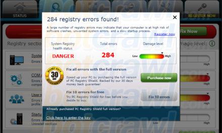 Reparar errores en Windows