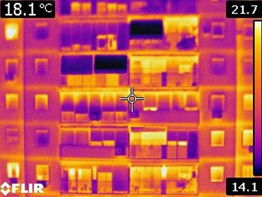 La envolvente térmica de tu edificio