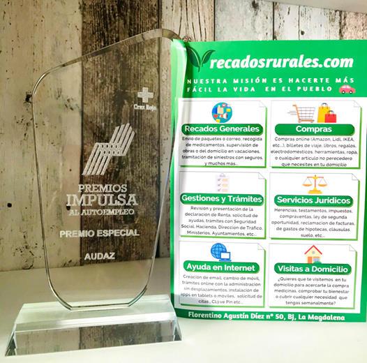 'Recadosrurales.com', un soplo de aire fresco para los pueblos menos digitalizados