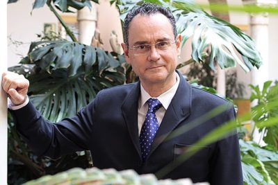 """Pedro Baños: """"El primer reto importante de EEUU ahora es China, su principal rival"""""""