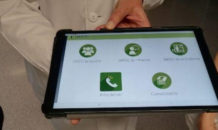 'Conectablets', la nueva herramienta de la AECC de León para humanizar la estancia hospitalaria de los pacientes