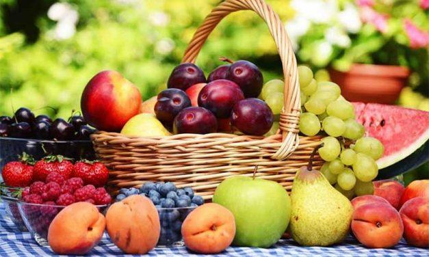 La fruta no es un postre