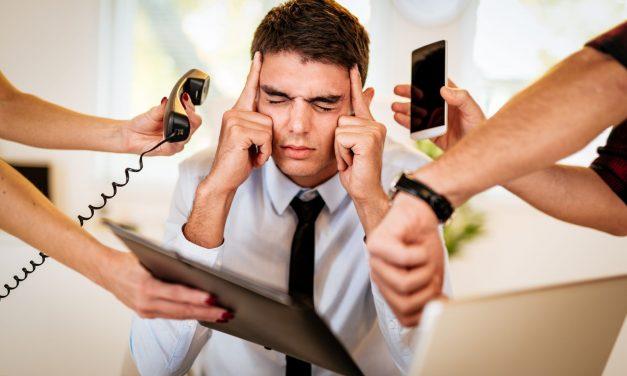 El tecnoestrés y la necesidad de reforzarnos para afrontar las situaciones